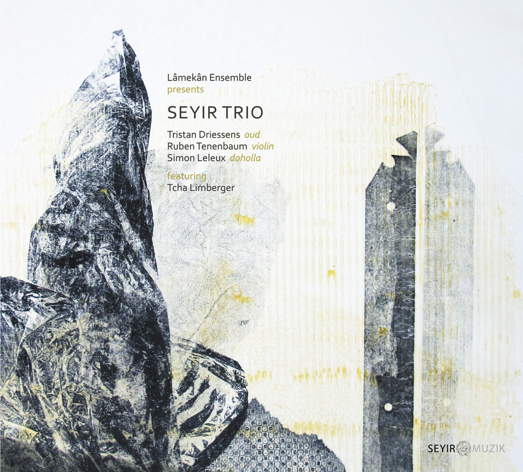 Cover Seyir Trio HR